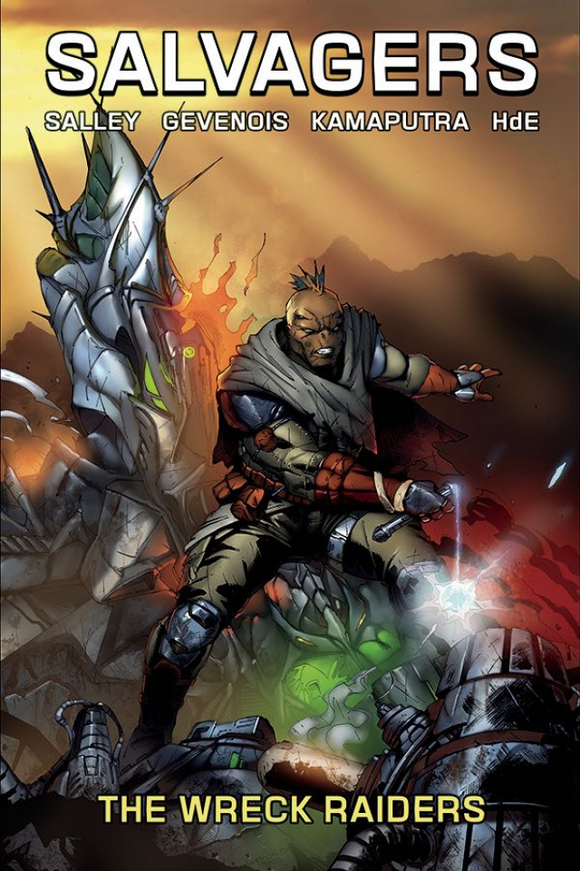 Salvagers Vol. 2: The Wreck Raiders