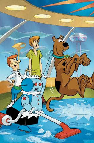 Scooby Doo Team-Up #8