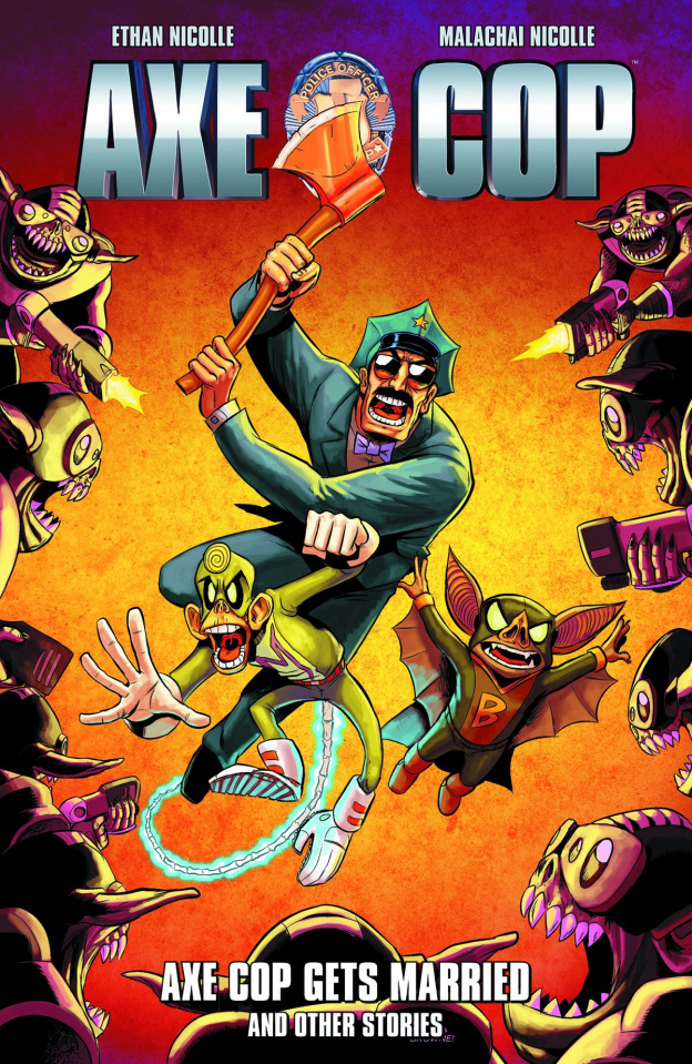 Axe Cop Vol. 5: Axe Cop Gets Married