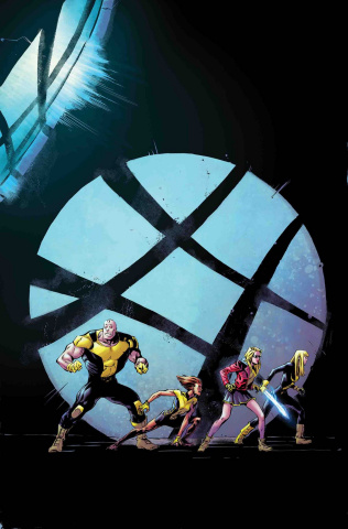 The New Mutants: Dead Souls #5
