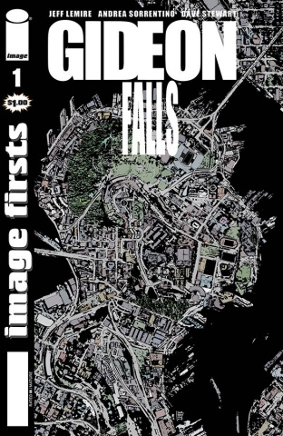Gideon Falls #1 (Image Firsts)