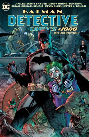 Detective Comics #1000 (Deluxe Edition)