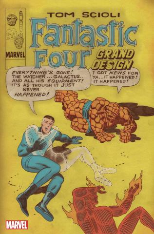 Fantastic Four: Grand Design #2