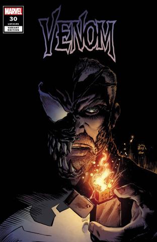 Venom #30 (Stegman Cover)