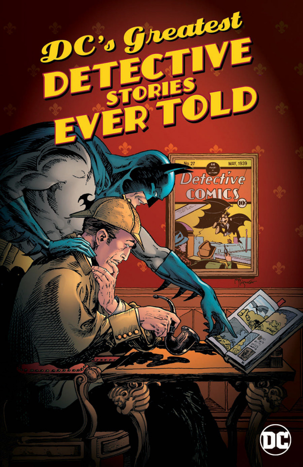 DCs Greatest Detective Stories Ever Told