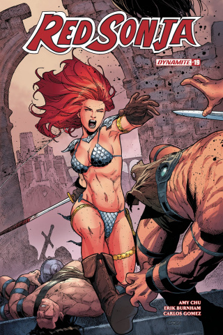 Red Sonja #19 (Chen Cover)