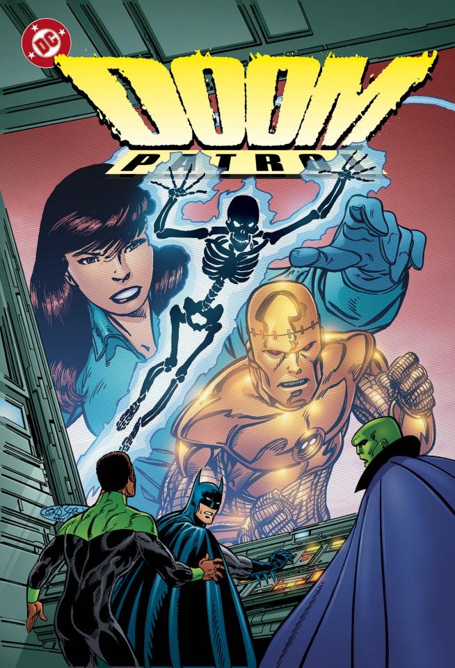 Doom Patrol by John Byrne (Omnibus)