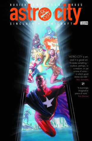 Astro City: Through the Open Doors