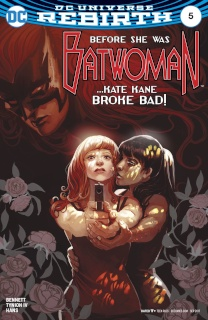 Batwoman #5