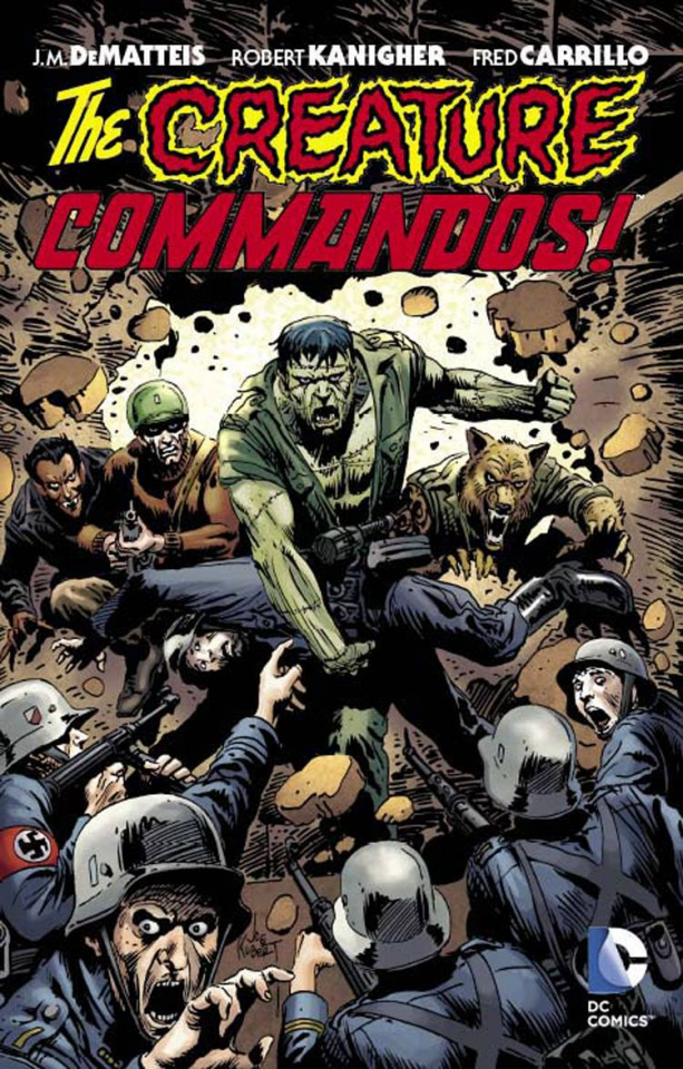 The Creature Commandos