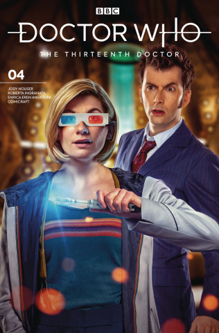 Doctor Who: The Thirteenth Doctor, Season Two #4 (Photo Cover)