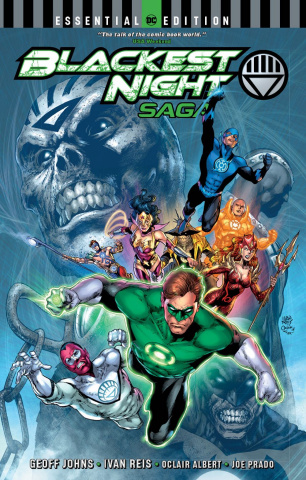 The Blackest Night Saga (Essential Edition)