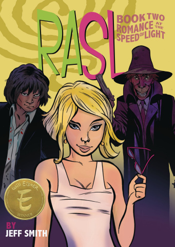 RASL Vol. 2: Romance at Speed of Light (Color Edition)