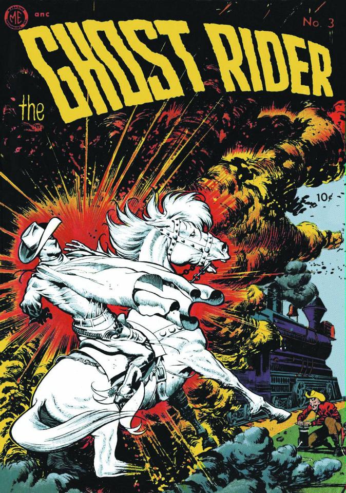 The Original Ghost Rider Portfolio #1