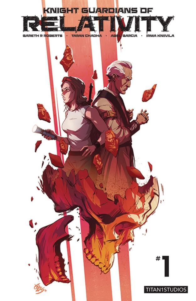 Knight Guardians of Relativity #1