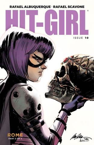 Hit-Girl #10 (Albuquerque Cover)