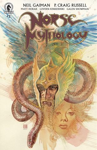 Norse Mythology II #2 (Mack Cover)