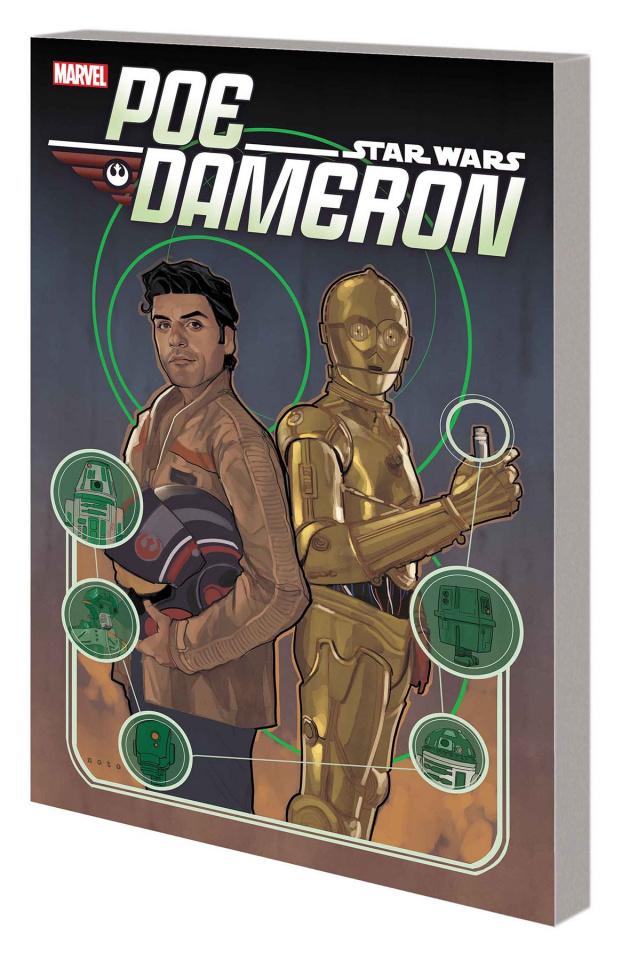 Star Wars: Poe Dameron Vol. 2: The Gathering Storm