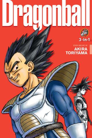 Dragon Ball Vol. 7 (3-in-1)