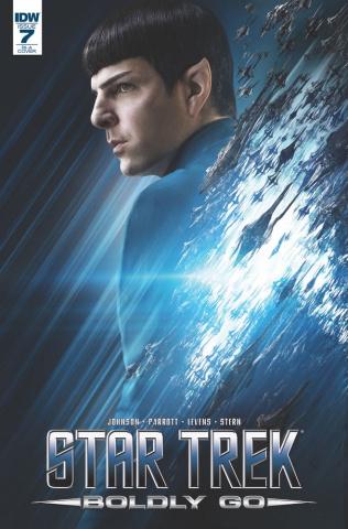 Star Trek: Boldly Go #7 (10 Copy Cover)