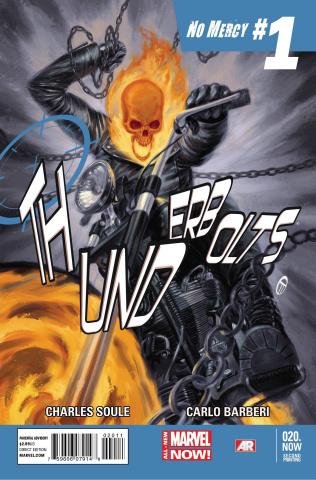 Thunderbolts #20 (2nd Printing)