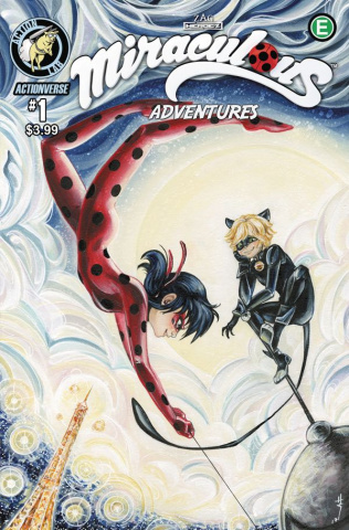 Miraculous Adventures #1 (Richard Cover)