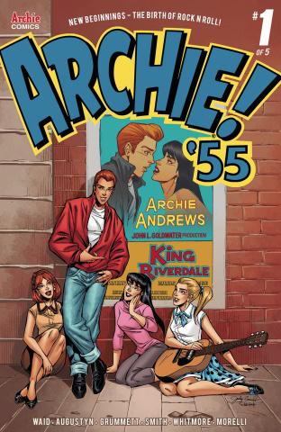 Archie: 1955 #1 (Coronado Cover)