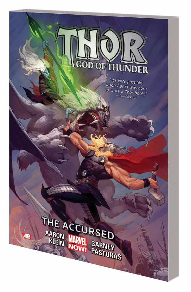 Thor: God of Thunder Vol. 3: Accursed