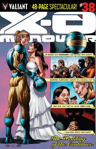 X-O Manowar #38 (Cafu Cover)