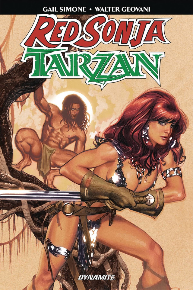 Red Sonja / Tarzan