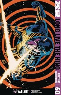 X-O Manowar #50 (Francavilla Cover)