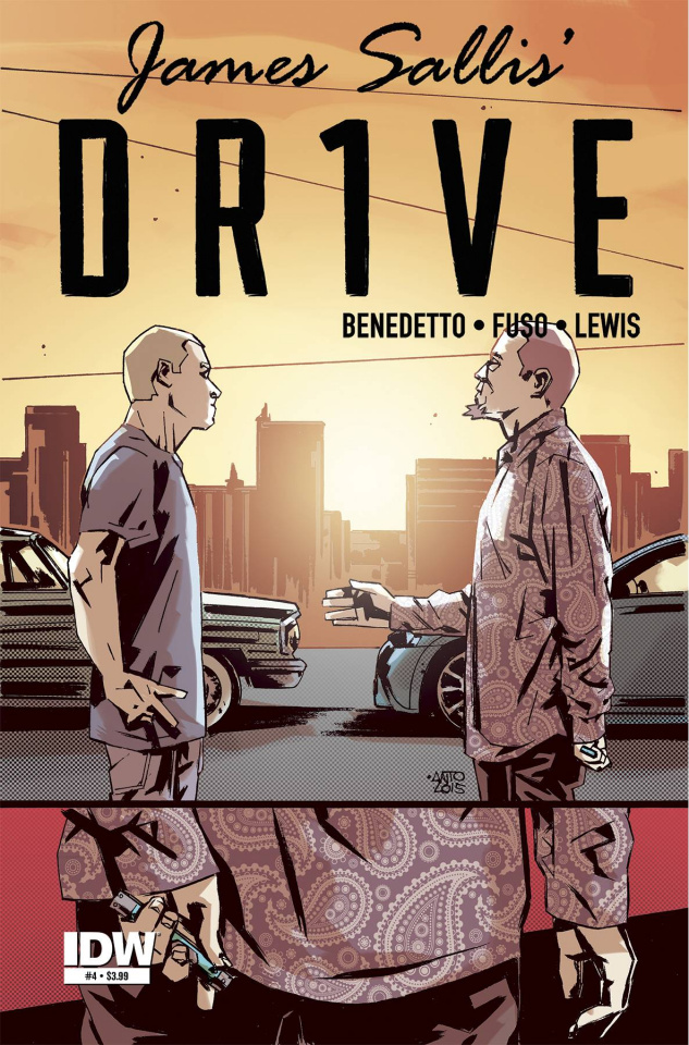 Drive #4