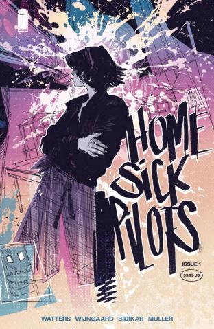 Home Sick Pilots #1 (Dani Cover)