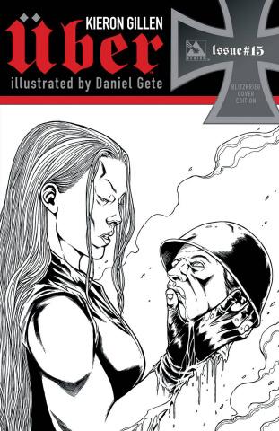 Über #15 (Blitzkrieg Cover)