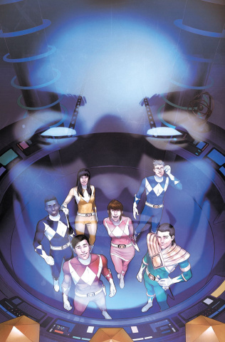 Mighty Morphin' Power Rangers #15