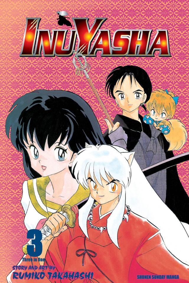 Inu Yasha Vol. 3 (3-in-1 Edition)