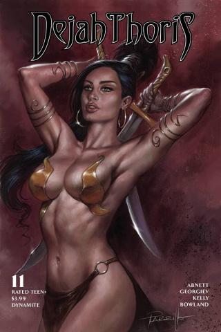 Dejah Thoris #11 (Parrillo Cover)