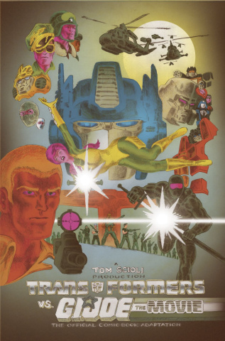 The Transformers vs. G.I. Joe Movie Adaptation