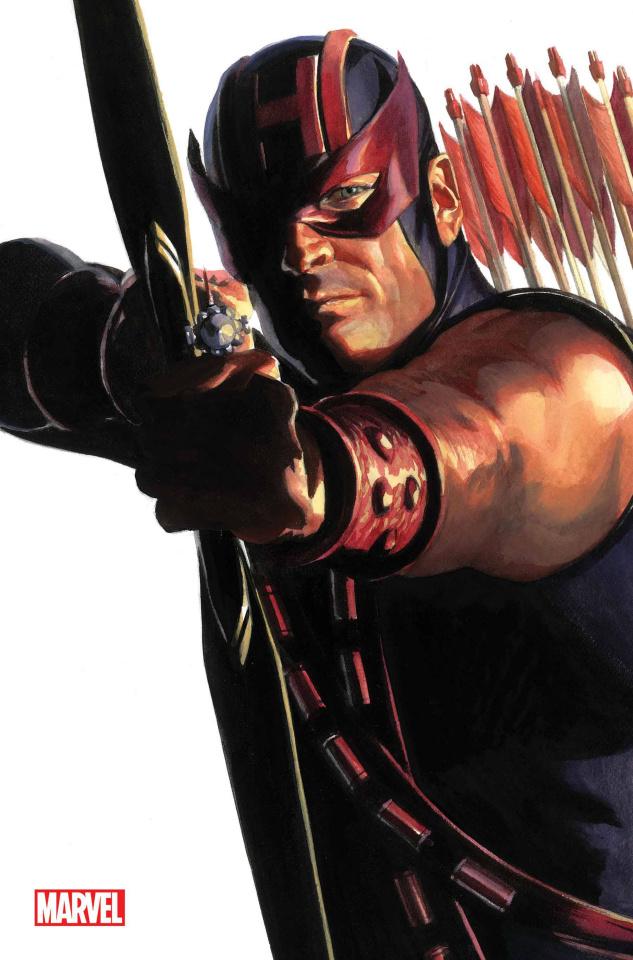 Avengers #42 (Alex Ross Hawkeye Timeless Virgin Cover)