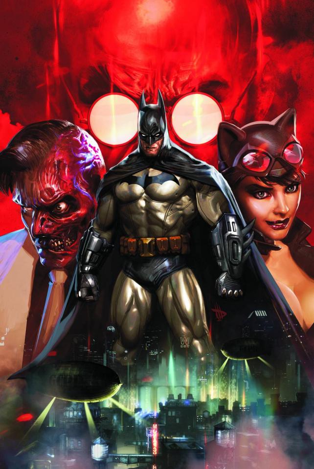 Batman: Arkham Unhinged