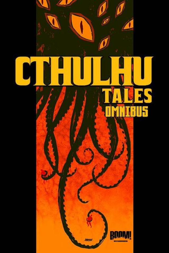 Cthulhu Tales Omnibus: Delirium