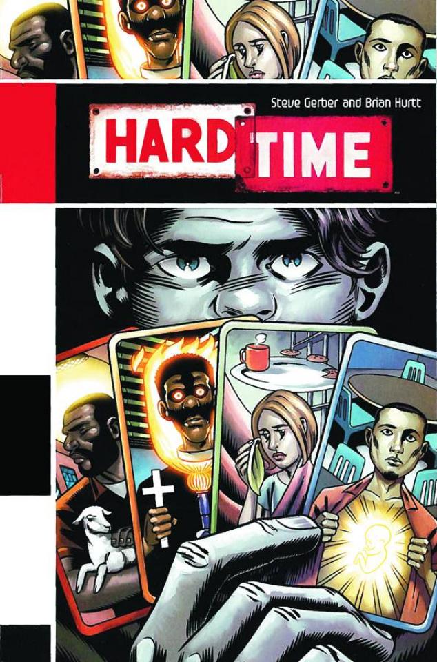 Hard Time Vol. 2: Sixteen