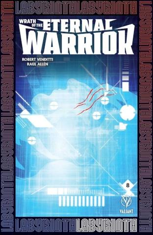 Wrath of the Eternal Warrior #8 (Allen Cover)