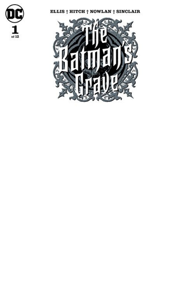 The Batman's Grave #1 (Blank Cover)