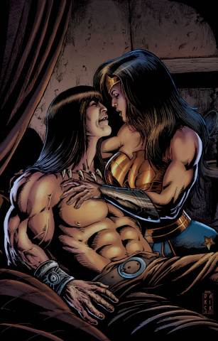 Wonder Woman / Conan #3