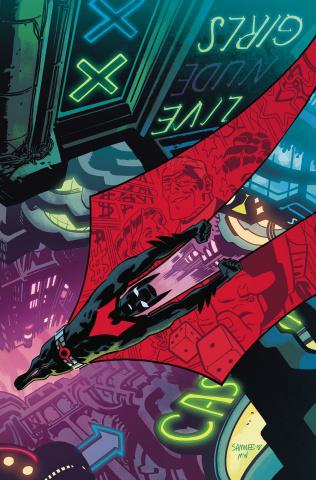 Batman Beyond #32