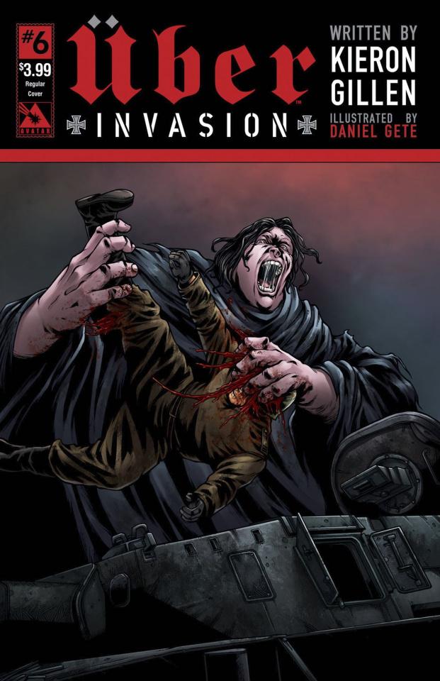 Über: Invasion #6