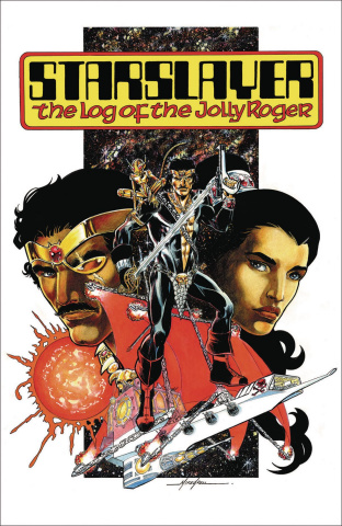 Starslayer: The Log of the Jollyroger