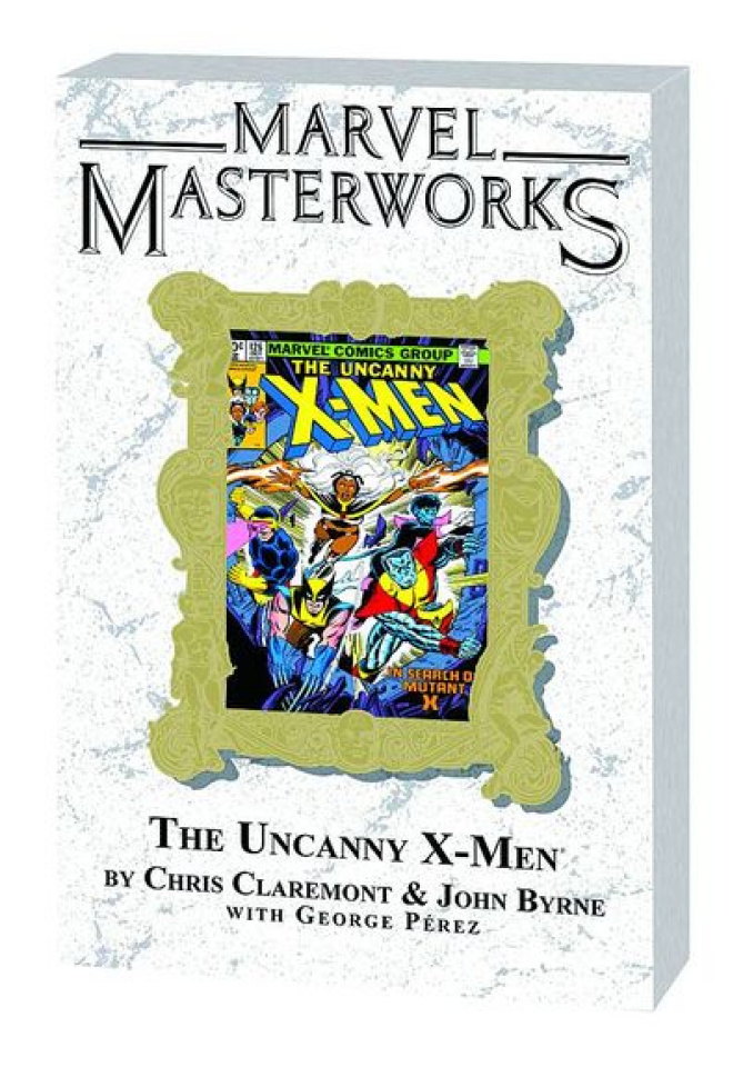 Uncanny X-Men Vol. 4 (Marvel Masterworks)
