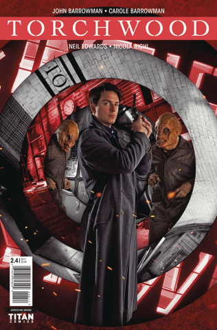 Torchwood #4 (Photo Cover)